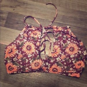 O'Neill swim top